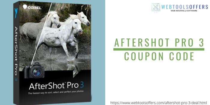 Aftershot pro 3 Coupon Code 2019