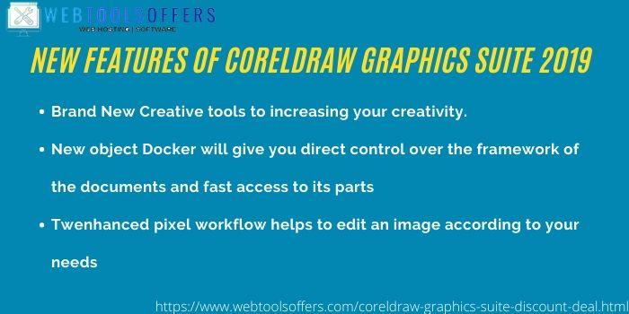 CorelDRAW Graphics Suite 2019 Coupon