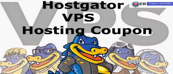 Hostgator VPS Hosting coupon - 75% off