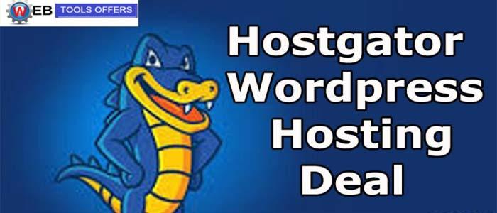 Hostgator WordPress Hosting Deals