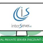 INTERSERVER VPS discount