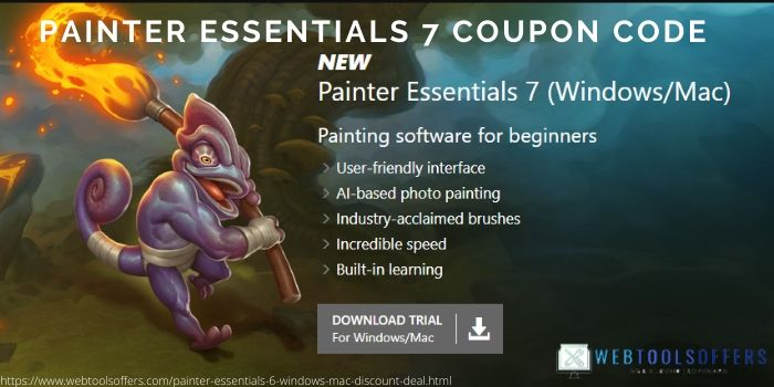 Painter Essential 7 Coupons