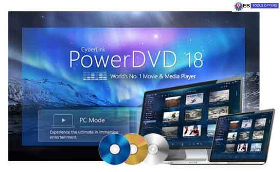 PowerDVD Discount Voucher