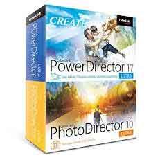 PowerDirector 17 + PhotoDirector 10 Discount Coupons