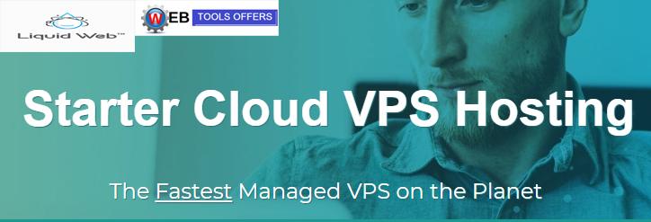LiquidWeb Starter VPS hosting Deal