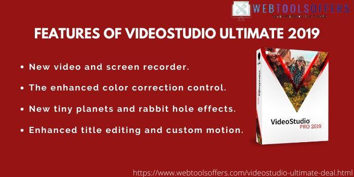 VideoStudio Pro Coupons