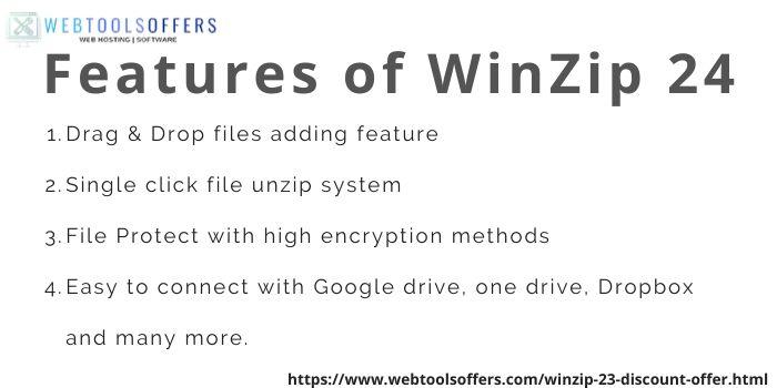 Winzip 24 Coupons