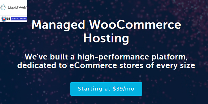 LiquidWeb Managed WooCommerce Hosting Voucher