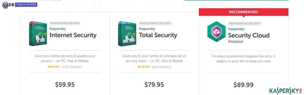 Kaspersky Antivirus Discount Voucher