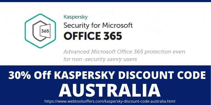 Kaspersky Discount Australia- Microsoft Office 365