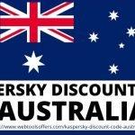 Kaspersky Discount Code Australia Users