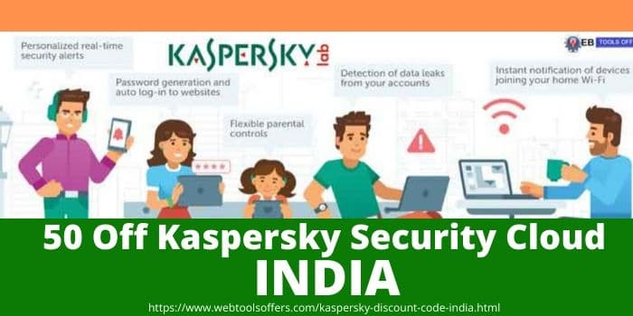 Kaspersky Discount Code India- Security Cloud
