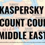 Kaspersky Discount Coupon Middle East