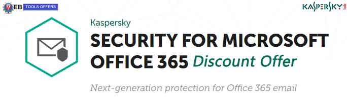 Kaspersky Microsoft Office 365 Security Deal