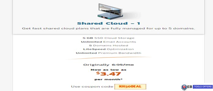 Knownhost Shared Cloud Hosting Discount Code