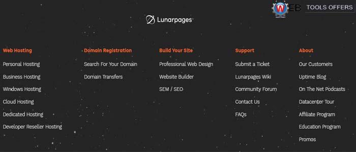 Lunarpages Discount Deal