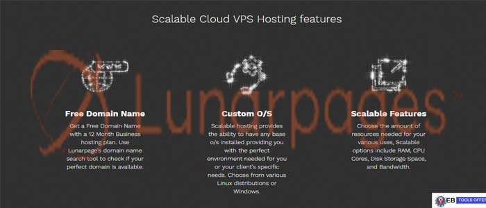 Lunarpages VPS Cloud Hosting Voucher