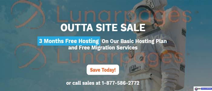 Lunarpages 3 Months Free Hosting Deal
