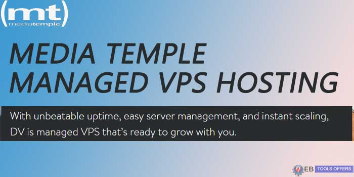 Managed VPS hosting Media Temple Discount Code