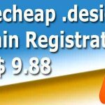 Namecheap .design domain discount code