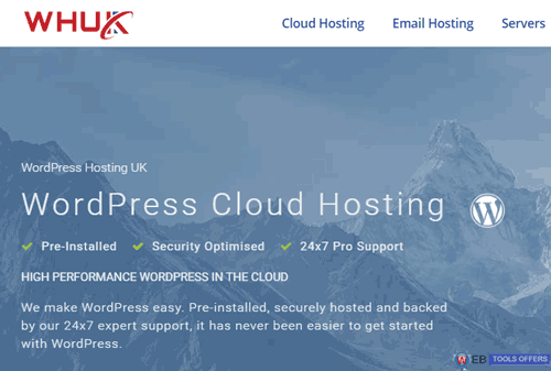 Webhosting-UK-wordpress Hosting