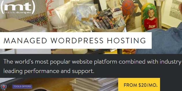 WordPress Hosting Media Temple