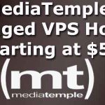 Media Temple VPS Hosting Deal