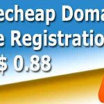 Namecheap domain name registration