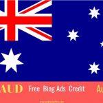 100 AUD Bing Ads Coupon Australia users