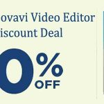 20% off on Movavi Video Editor Plus SavingDeal