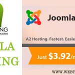 A2 Hosting Joomla Hosting