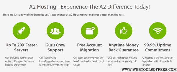 A2 Hosting Web Hosting Coupon