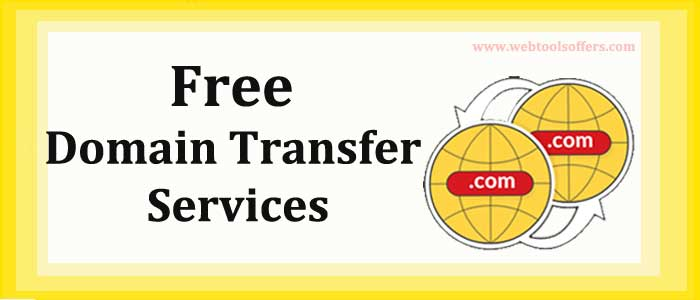 Free Domain Transfer Services