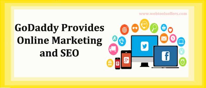 GoDaddy Provides Online Marketing and SEO