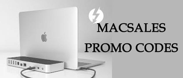 MacSales Promo Codes