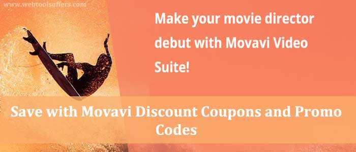 Movavi Coupons and promo Codes