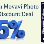 Movavi Photo Editor Discount Deal