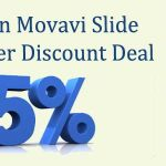 Movavi slideshow Maker Discount Deal