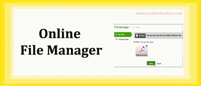 Online File Manager