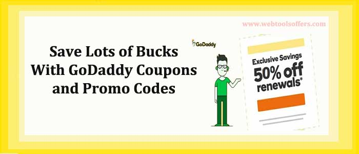Save Lots of Bucks With GoDaddy Coupons and Promo Codes