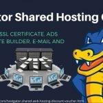 hostgator shared hosting coupon
