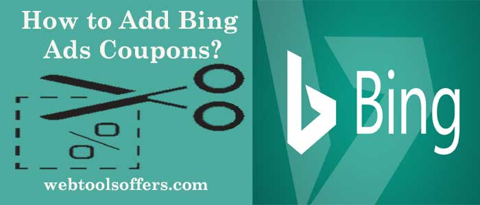 Microsoft Bing Advertising $100 Promo Code voucher