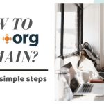 How to get .ORG domain
