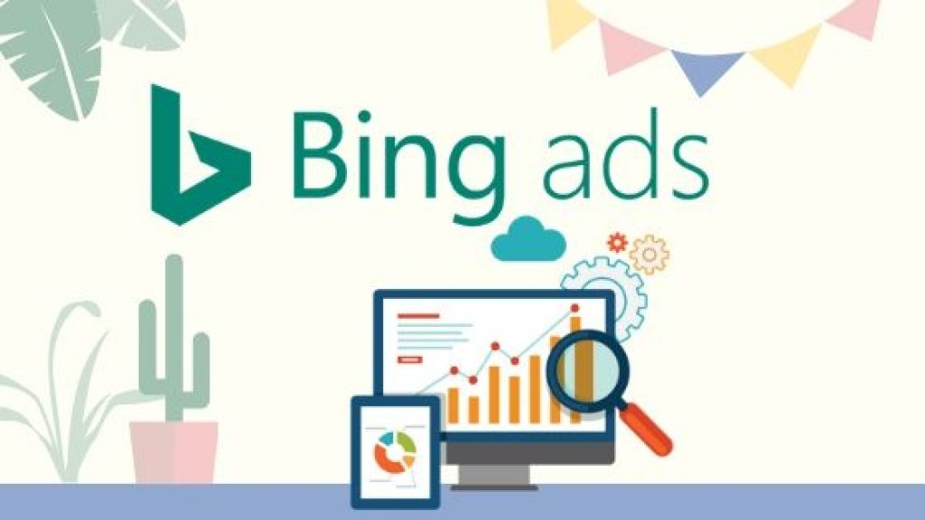 Use Bing ads to promote your online business