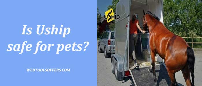 Is uShip safe for pets