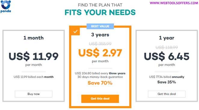Panda VPN Discount Code