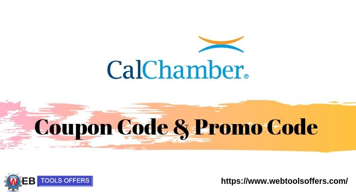 Calchamber Coupon code