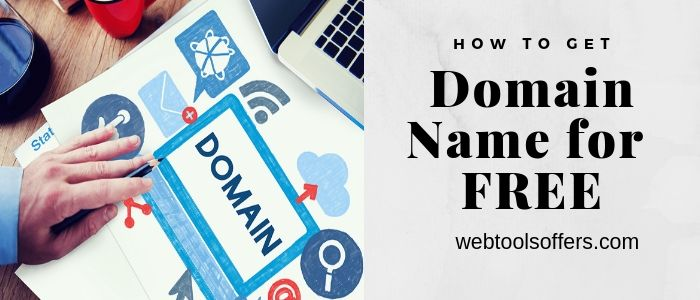 how to get domain name for free