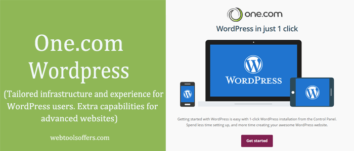 One.com Wordpress