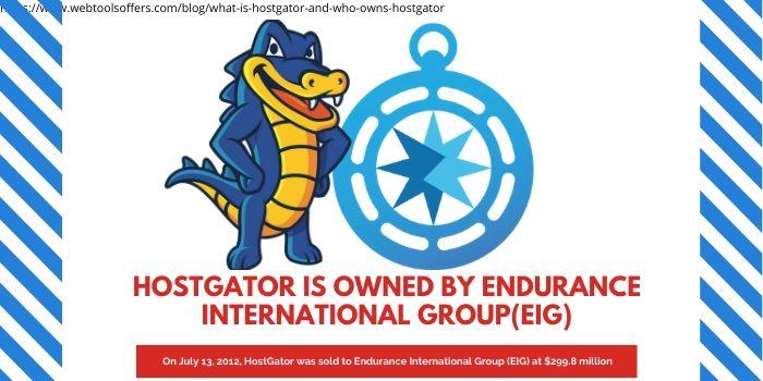 hostgator owned by Endurance International Group